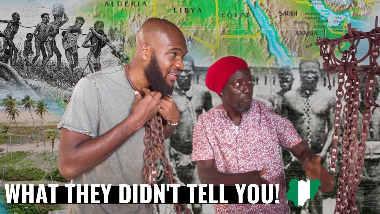 Download The Shocking Truth About Nigeria's Slave Trade History!