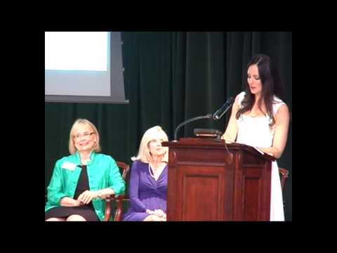 "Madeleine Stowe Addressing The ""Women"