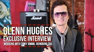 Download lagu Deep Purple Legend Glenn Hughes on Tony Iommi Ronnie James Dio MP3