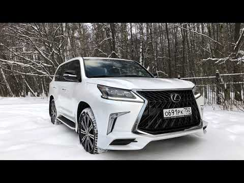 "Обзор Lexus LX 570 в версии Superior - в чём ""превосходство""? [4k/UHD]"