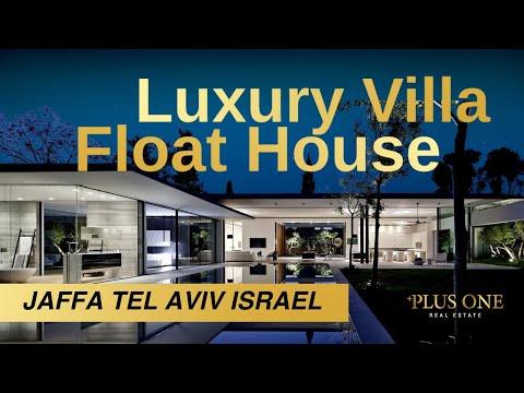 Float House Luxury Villa Jaffa Tel Aviv Israel