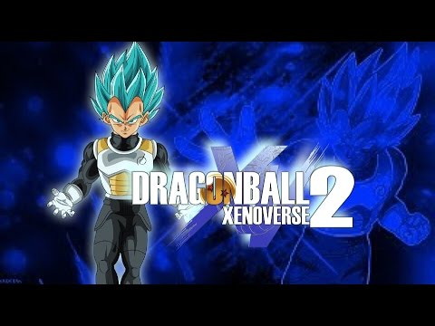 How to make SSGSS Vegeta in Dragon Ball Xenoverse 2