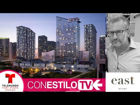 East Hotel Miami - Laurent Fraticelli - Swire Hotel - Brickell City Centre