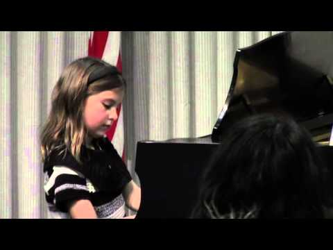 Piano Recital Celebration /  Students of Dianna Parisi