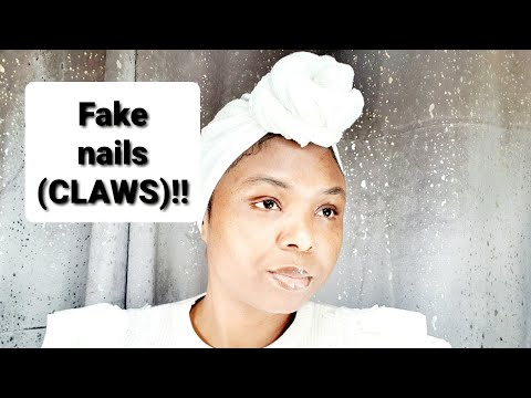 FA-KE NAILS AND THE KINGDOM OF HEAVEN OR HE-LL!!** MUST WATCH AND SHARE**