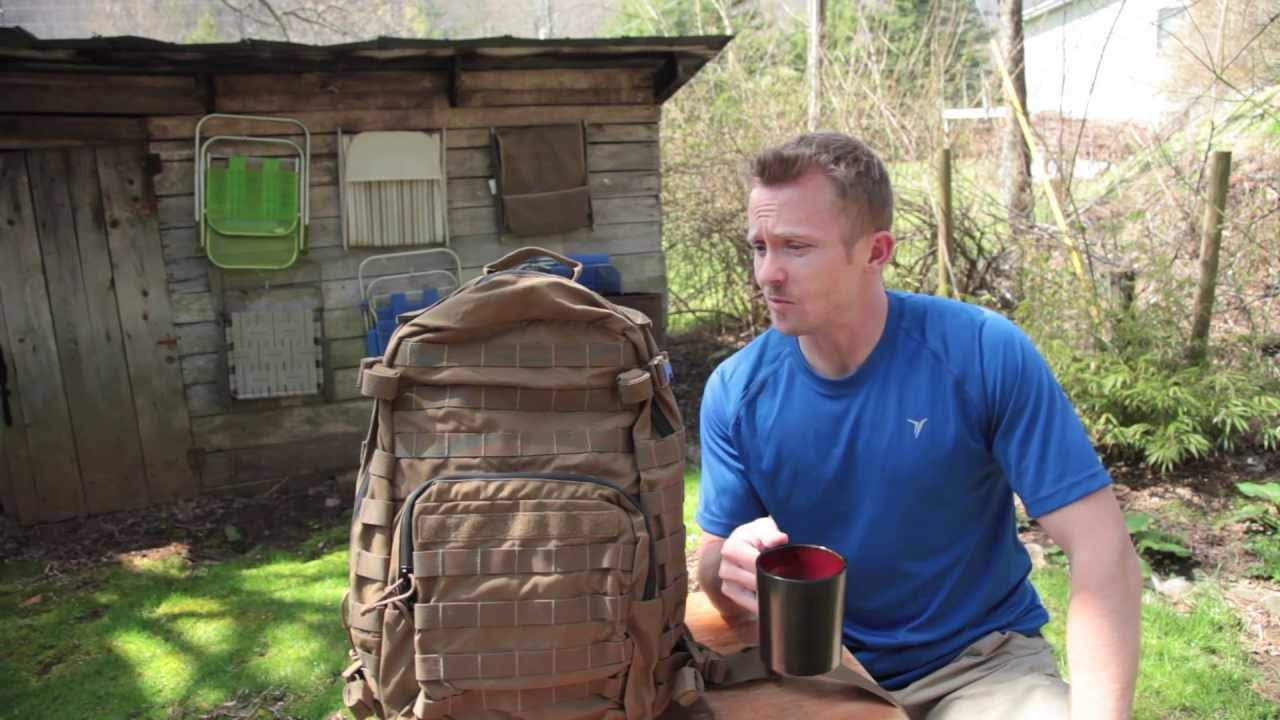 Usmc Filbe Assault Pack The Outdoor Gear Review Youtube