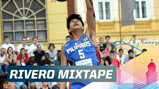 Ricci Rivero (Philippines) - Mixtape - 2015 FIBA 3x3 U18 World Championships