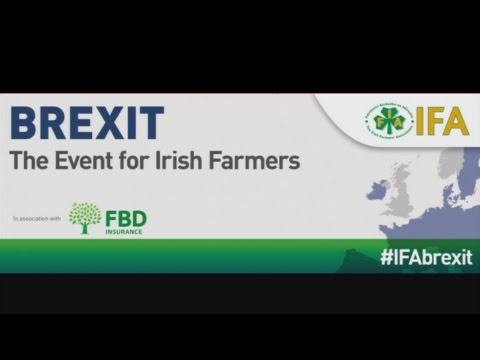 IFA Brexit event for farmers