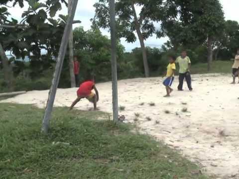 Arabic-Web-Amazon Indian village says no to eco-tourism