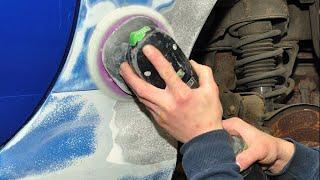 видео Вмятины на разных частях автомобиля