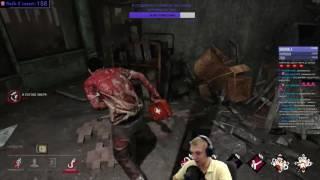 Dead by Daylight - Аутизм в подвале после простой игры.