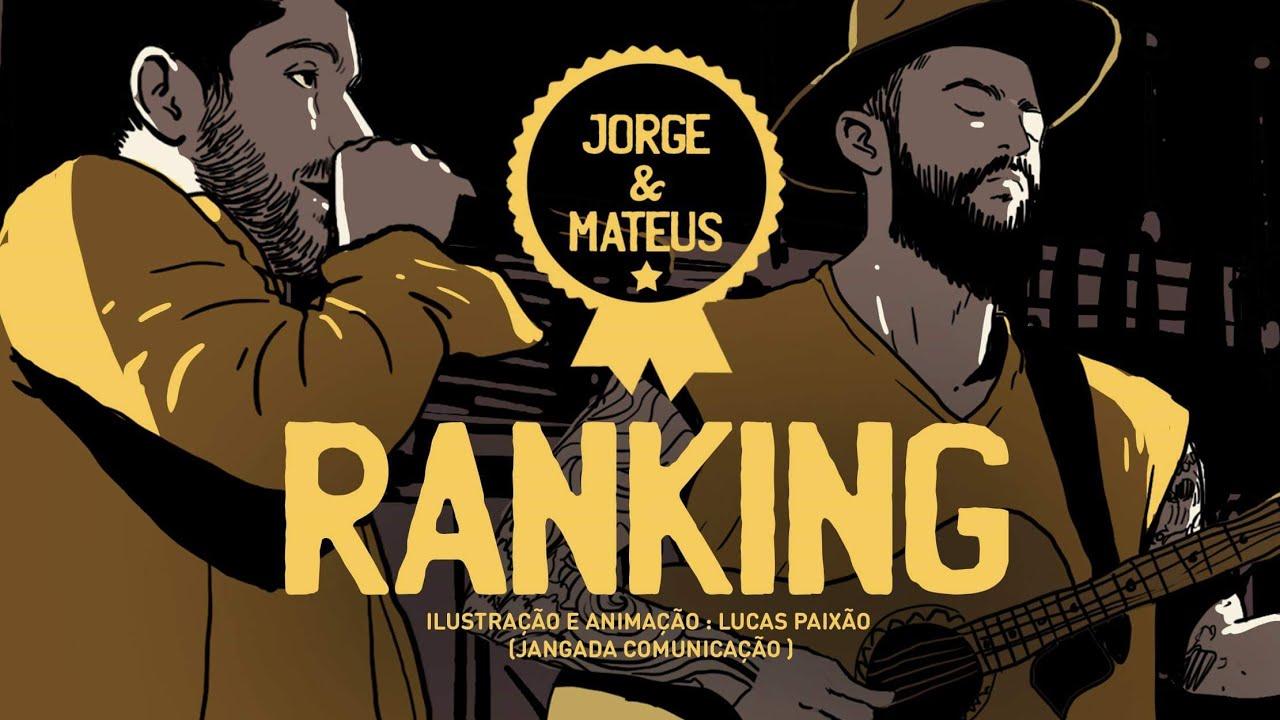 Jorge & Mateus — Ranking — T.E.P (Lyric Vídeo Oficial)