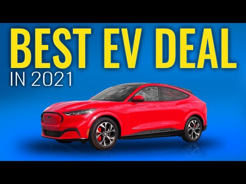Buying an Electric Car in 2021: How to Get the Best Deal