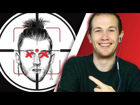 Irish People Watch Eminem Vs Machine Gun Kelly Diss Tracks