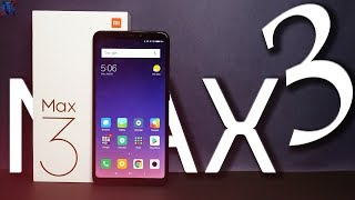 Xiaomi MI Max 3 Unboxing and Hands On Bangla Review | TechFo Geek | 4K