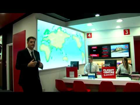 Flight Centre UK Victoria Hyperstore November 2013 Carl Cross