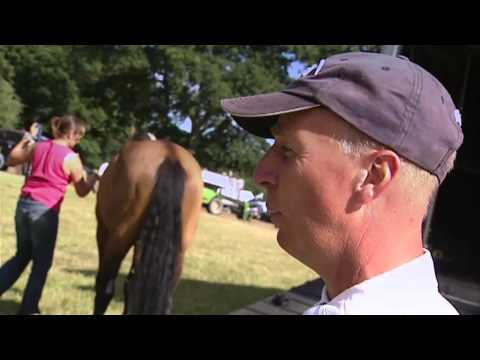 Showjumping Mark Armstrong Rider Profile - August 2008