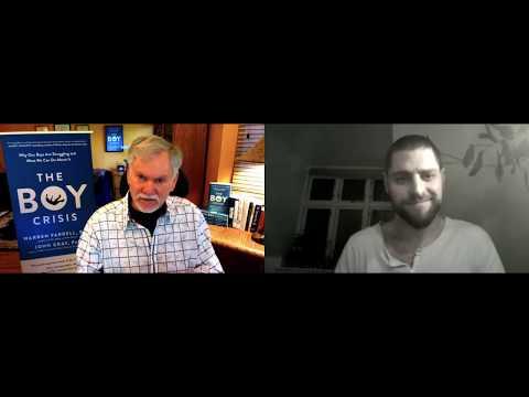 "Dr. Warren Farrell: How to develop ""Father Warriors"""