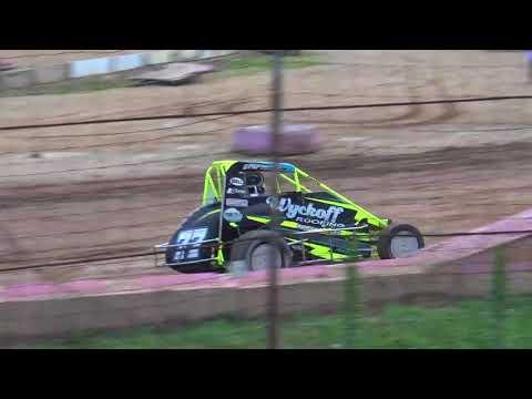 Linda's Speedway Midget Time Trial 7-6-18
