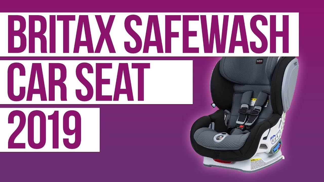 What S The Difference Britax Convertible Car Seats 2019 Safewash