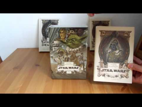 Unboxing-Video: William Shakespeare's Star Wars: The Royal Imperial Box Set