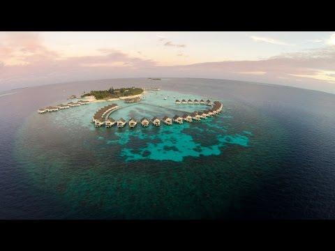 3D - Maldives - Angsana Ihuru   Machchafushi (Anaglyph)