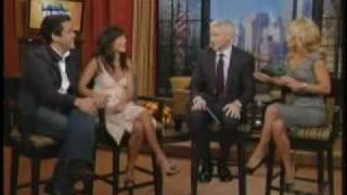 6 7 07 29 09 anderson cooper on live with regis kelly