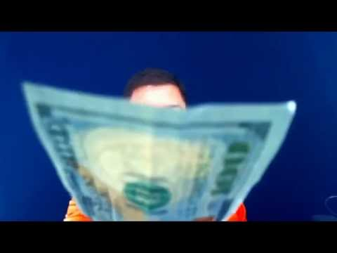 CASTING OUT DEMONS WITH $100 BILL (MONEY), by Brother Carlos Oliveiira