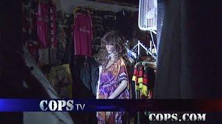 Flea For All, Patrolman Matthew Brown, COPS TV SHOW