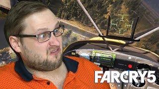ВОЗДУШНЫЕ СРАЖЕНИЯ ► Far Cry 5 #8