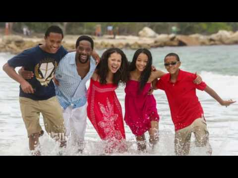 Blair Underwood's Road Trip With His Family