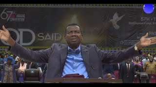 PASTOR EA ADEBOYE SERMON AUGUST HOLY COMMUNION  SERVICE