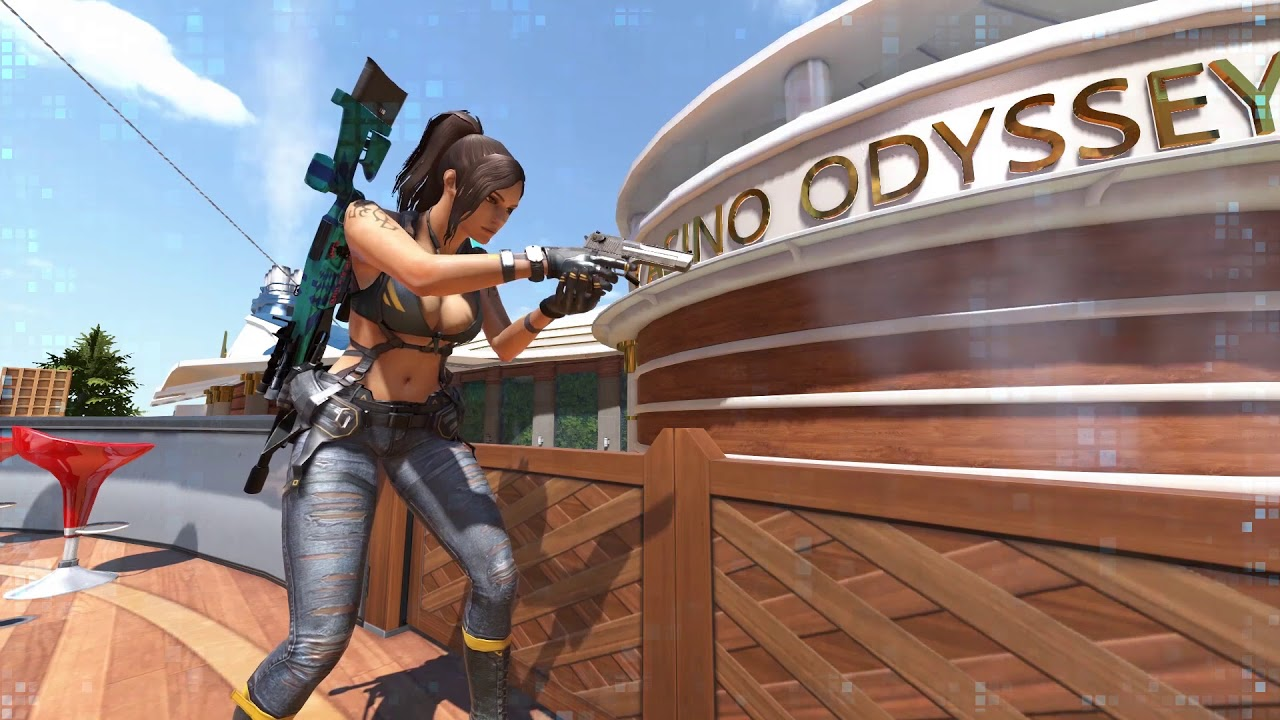IRONSIGHT Multiplayer Shooter Releases New Content Update