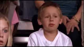 One Tree Hill 6x08 Basketball Bench Scene
