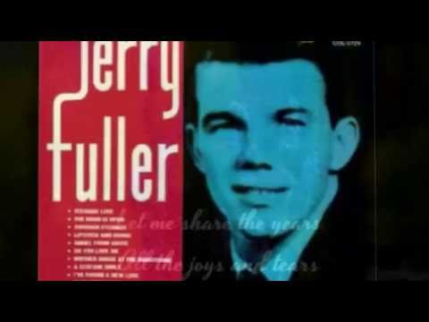 JERRY FULLER - LET ME BE WITH YOU