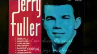 Gambar cover JERRY FULLER - LET ME BE WITH YOU