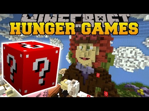 Minecraft: TEA PARTY HUNGER GAMES - Lucky Block Mod - Modded Mini-Game