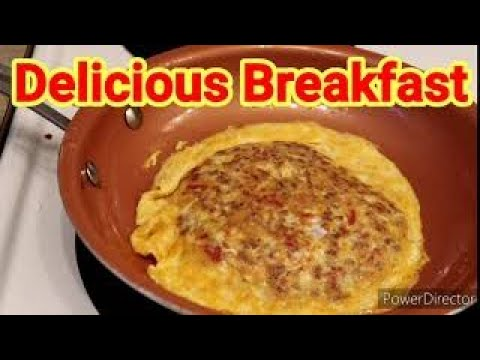 Ethiopian FOOD – easy breakfast recipe in 5 minutes,