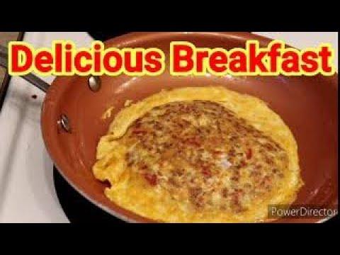 Ethiopian FOOD – easy breakfast recipe in 5 minutes,