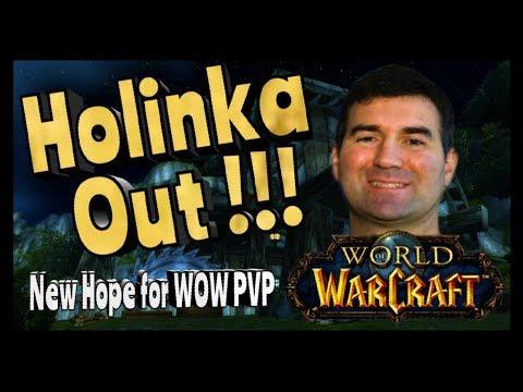 WOW Legion - Lead Pvp Developer Brian Holinka is Reassigned