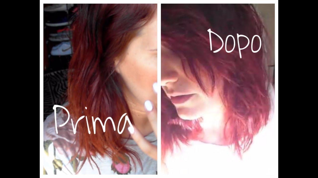 revlon nutri color creme ravviva colore recensione e applicazione youtube - Nutri Color Creme Revlon