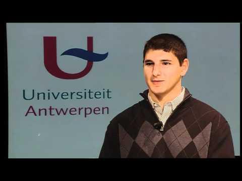 Semester Abroad at the University of Antwerp in Belgium - Benjamin Price