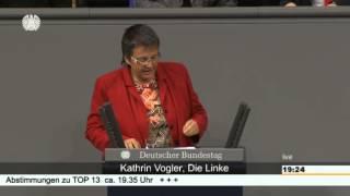 Katrin Vogler, DIE LINKE: Happy End: Die Pille danach wird rezeptfrei
