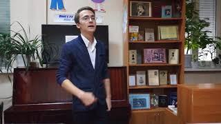 Страна читающая— КириллСафронов читает произведение «Тоска по родине» М.И.Цветаевой