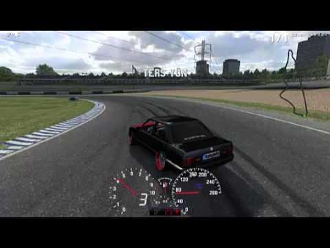 LFS - E30 Drift Bmw E30 Şarkısı İle...