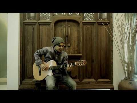 Ku Pohon Restu Ayah Bonda – Mamat Exist - Fingerstyle - Acoustic - Akustik - Cover - Lagu Raya