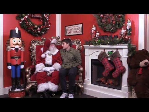 Alex Ernst's Christmas vlog