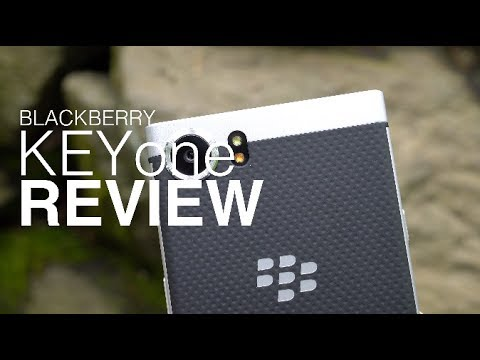 BlackBerry KEYone Quick Review