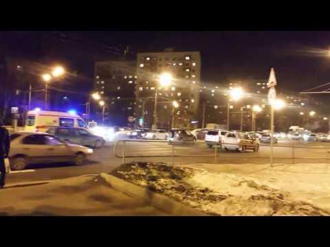 Москва, Рязанский проспект. Будни