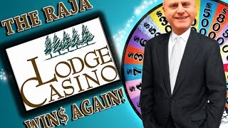 💰 The Raja's Second Time Being Chosen For The Lodge Giveaway! 🏨